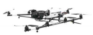 Aerial mapping AscTec Falcon